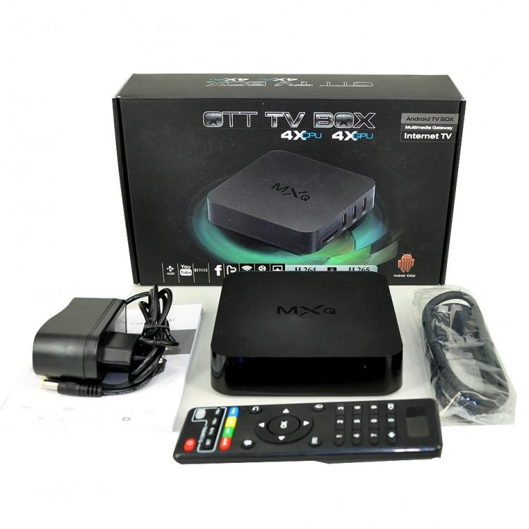 ANDROID BOX MXQ S802